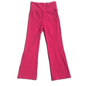 The children's place pink magenta pants size 6x/7